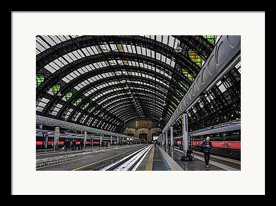 Concourse Photographs Framed Prints