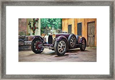 Framed Print featuring the photograph Mile-a-minute by Eduard Moldoveanu