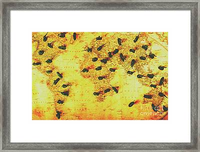 Military Expansion Framed Print by Jorgo Photography - Wall Art Gallery