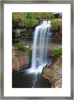 Milk Framed Print