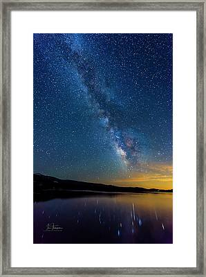 Milky Way 6 Framed Print