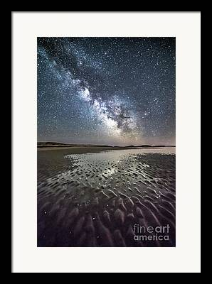 Mid-coast Maine Framed Prints