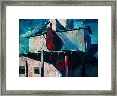 Mill Ix Framed Print by Charlie Spear