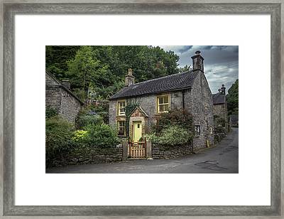 Milldale Cottage Framed Print