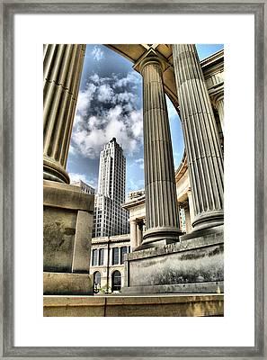 Millenium Park Framed Print by Dennis Sullivan