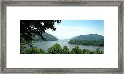 Million Dollar View Framed Print