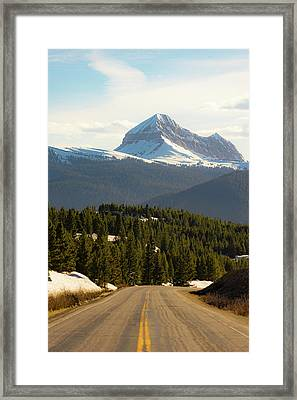 Million Dollar Views Framed Print