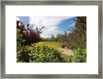 Millpond Gardens Hayle Framed Print