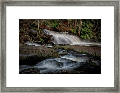 Millstone River Framed Print by Randy Hall