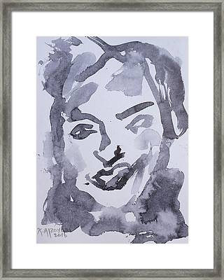 Milo Iv Framed Print
