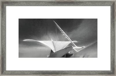 Milwaukee Art Museum September Framed Print by Scott Norris