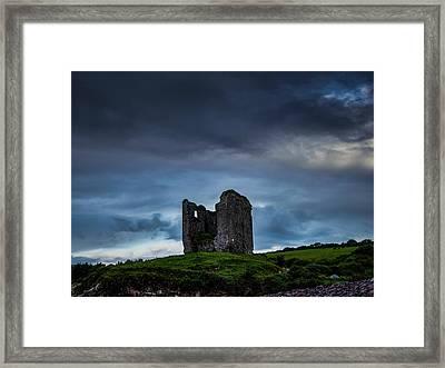 Minard Castle #g0 Framed Print
