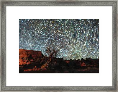 Mind Bending Framed Print