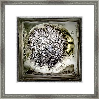 ...mind Blowing.... Framed Print