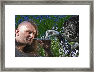 Mind Games Framed Print by Mark H Roberts