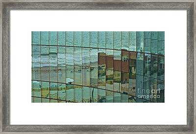 Mind Games Framed Print