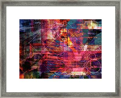 Mind Matter Framed Print