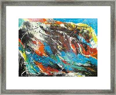 Mind Trip Framed Print