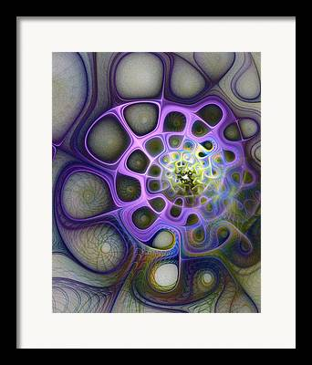 Gnarled Framed Prints