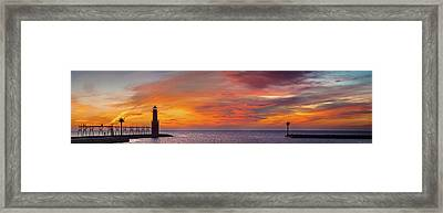 Framed Print featuring the photograph Mine Eyes Have Seen The Glory by Bill Pevlor