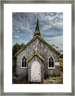 Minera Parish Framed Print