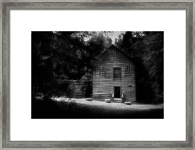Mingus Mill 2 Framed Print by Mike Eingle