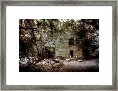 Mingus Mill N.c. Framed Print by Mike Eingle