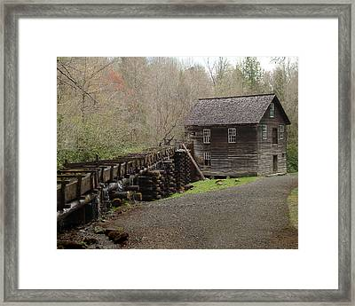 Mingus Mill Framed Print by Robert Clayton