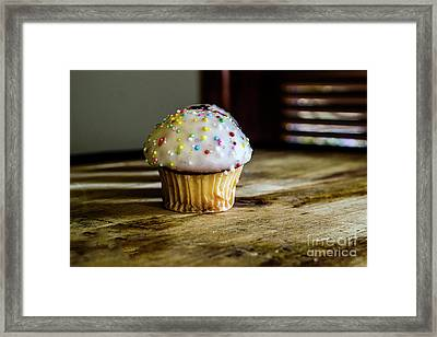 Mini Cupcakes 3 Framed Print