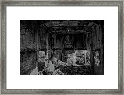 Mini Urbex Framed Print