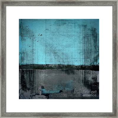 Minima - 28b Framed Print by Variance Collections