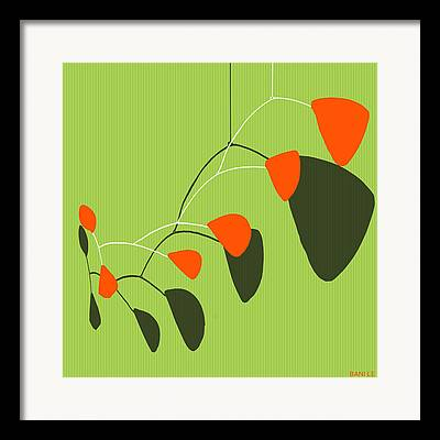 Art Mobile Framed Prints