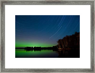 Minnesota Magic Framed Print