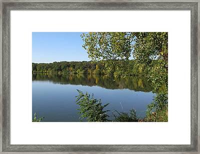 Minnewashta  Framed Print