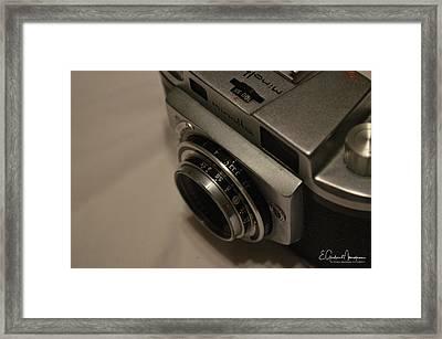 Minolta A Framed Print by Gordon Mooneyhan