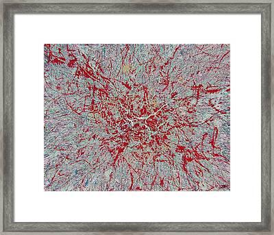 Mintland Framed Print