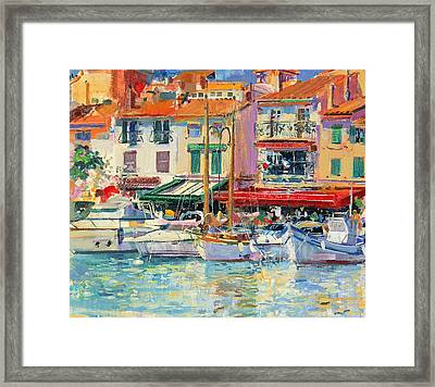 Mirabeau Framed Print by Peter Graham