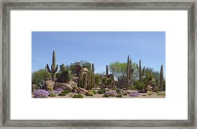 Framed Print featuring the photograph Mirabel by Gordon Beck