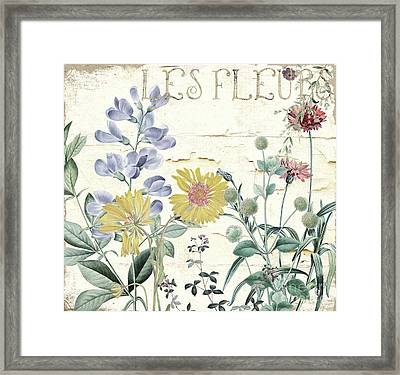 Mirabelle II Framed Print by Mindy Sommers
