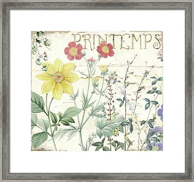 Mirabelle IIi Framed Print by Mindy Sommers