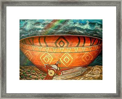 Miracles Framed Print