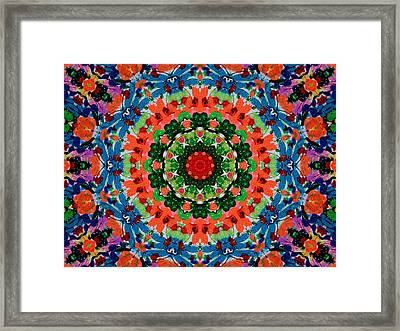 Miracles Framed Print by Natalie Holland