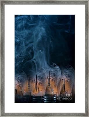 Mirage Framed Print by Michal Boubin