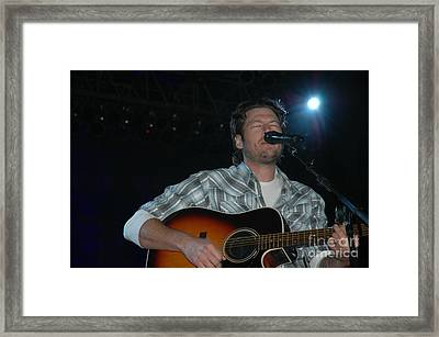 Miranda's Song Framed Print by Lori Mellen-Pagliaro