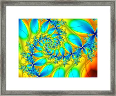 Miresgal Framed Print by Lauren Goia