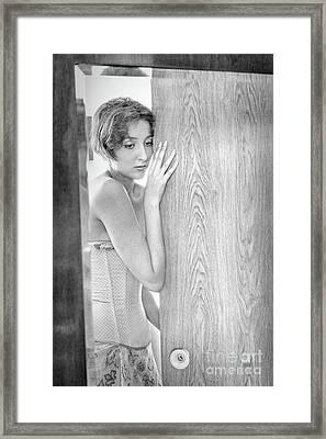 Mirror #6555 Framed Print