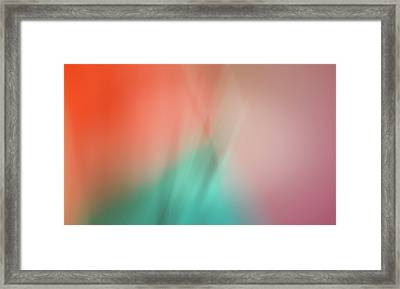 Framed Print featuring the photograph Mirror Image by Christi Kraft