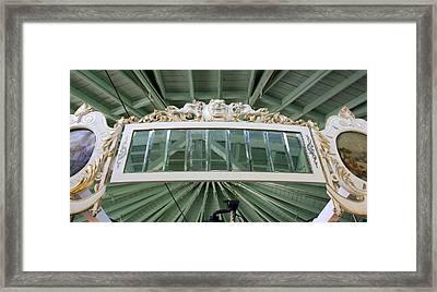 Mirror Mirror Framed Print by Anne Babineau