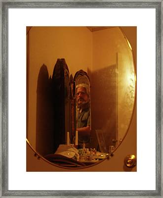 Mirror Mirror Framed Print by James Granberry