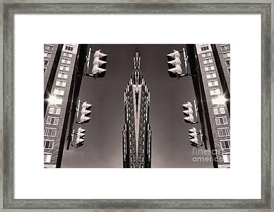 Mirror Mirror Framed Print by John S